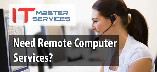 Remote Computer Repair Support Services - IT Master Services